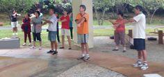 Qiqong Session. 14Dec2014. @ Kempas