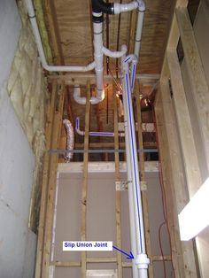 My basement bathroom was without a doubt the most fun and most difficult aspect of my entire basement finishing project. Basement Bathroom, Small Bathroom, Bathroom Ideas, Rustic Basement, Cheap Bathrooms, Basement Finishing, Small Spaces, New Homes, Layout