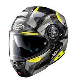 Casco modulare moto con mentoniera ribaltabile. Prezzi shop online Super-bike Super Bikes, Helmet, Creature Comforts, Motorbikes, Hockey Helmet, Motorcycle Helmet, Helmets