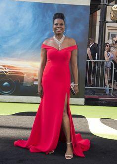 Leslie Jones - Inspiring Body Positive Celebs Who Rock the Red Carpet - Photos