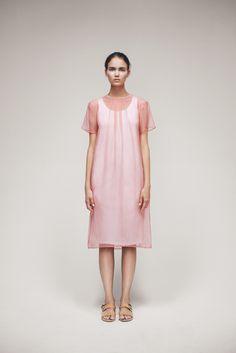 Chine Dress and Long Takota Dress | Samuji SS15 Seasonal Collection
