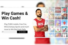 MPL (Mobile Premier League): How to Earn Money Online by Playing Games, Download MPL Android App APK, Popular Games, and More Online Earning, Earn Money Online, Playing Games, Games To Play, Match 3 Games, Code Of Conduct, Win Money, Game App, Online Games
