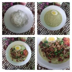I just cooked #sotoayam #indonesian #food