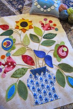 Quiltingartist: My Enchantment Continues