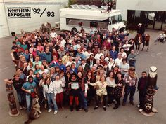 Northern Exposure Cast and Crew Northern Exposure Tv Show, Breaking Bad, Best Shows Ever, Favorite Tv Shows, Alaska, Survival, It Cast, Movies, Anarchy