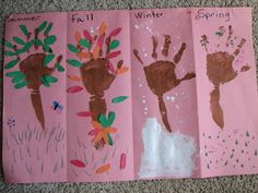 This is a good seasons activity. It is messy but fun and easy. - M.K.