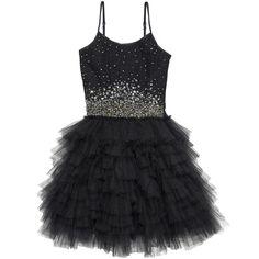 tutu du monde star studded tutu dress - dresses - baby girl | Thumbeline