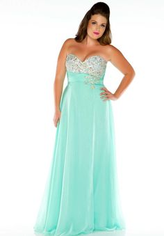 plus size prom dress | Prom | Pinterest | Prom, Gowns and Pageants