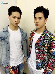 JB and Jackson