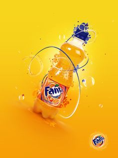 Fanta - Orange by *he1z on deviantART