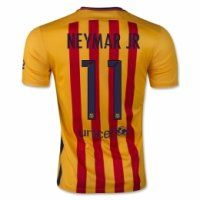 FC Barcelona 2015-16 Season NEYMAR JR #11 Jersey(Player Version)