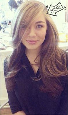 Long layers, #StraightUp. #hair #hairdos #drybar #ombre