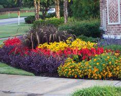 Landscape Flower Gardens Design, Pictures, Remodel, Decor and Ideas - page 3