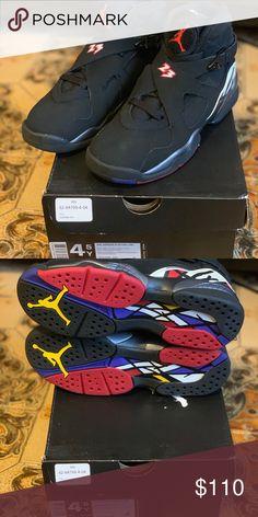 buy popular 73e52 062ac Air Jordan 8 Playoff Brand New never worn Jordan 8 playoff size 4.5 Jordan  Shoes Sneakers
