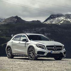 Mercedes-AMG GLA45  (by: mercedesbenzitalia )  [Mercedes-AMG GLA 45| Fuel consumption combined: 7,5 (l/100 km) | CO2 emission combined: 175 g/km | https://www.mercedes-benz.com/de/mercedes-benz/external/rechtliche-hinweise/ ]