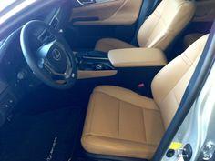 Flaxen= new 2013 Lexus interior color!
