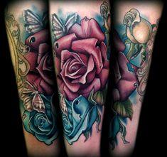 Kelly Doty tattoos