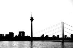 Düsseldorf skyline #Düsseldorf #skyline