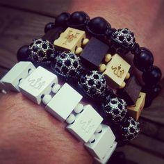 "@paulbeckers's photo: ""#woodjunkie, #wood, #woodenjewels, #necklace, #bracelet, www.urbanclassics-shop.nl, #goodwood based #woodfellas"""