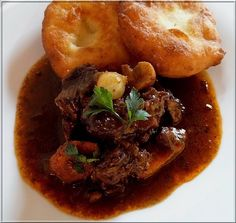 Limara péksége: Burgundi marharagu