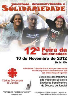 12ª Feira da Solidariedade de Jundiaí