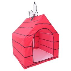 Snoopy Dog House Tent Peanuts