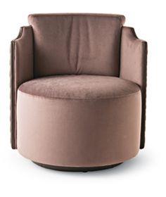 Der Kleine Sessel Belle Fasst Den Modernen Stil Und Design In Seiner Klugen  Kontrolle Von Formen Und Geometrie ...