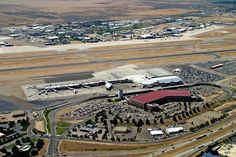 Gowen Field - Boise Air Terminal