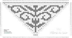 Elämä on runo - KAL -kirjoneulepeitto Novita 7 Veljestä Yarns, Knits, Knitting, Design, Tricot, Breien, Stricken, Knit Stitches