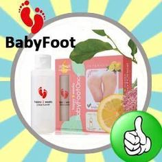 New BabyFoot Baby Foot Easy Pack Callus Remover Made in Japan /100ml + Toe Socks