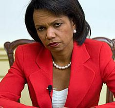 As NFL Commissioner Roger Goodell's job looks to bein jeopardy one name we keep hearing to take his spot is former U.S. Secretary of State, Condi Rice.