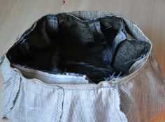 How to Make Newsboy Hat, step 15