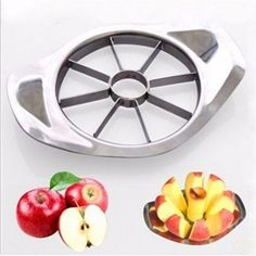 Vegetables and Fruits Slicer Best Offer. Best price Stainless Steel Vegetables and Fruits Slicer. Processing Kitchen Dining bar Utensil Tool Home & Garden. Vegetables and Fruits Slicer Pear Fruit, Apple Pear, Apple Fruit, Apple Salad, Apple Slicer, Vegetable Slicer, Professional Kitchen, Kitchen Tools And Gadgets, Kitchen Gadgets