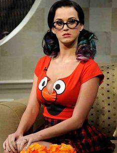 Katy Perry Elmo