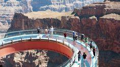 Helicóptero e Skywalk: Caminhe a 1.300m sobre o Grand Canyon!