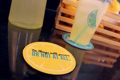 Brightside Lemonade & Co. Branding on Behance
