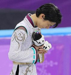 Yuzuru Hanyu, PyongChang 2018.