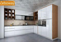 MK18 Modern Kitchen Cabinet