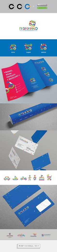 Poznayka Pediatric Ophthalmology Branding by Ozidea | Fivestar Branding Agency – Design and Branding Agency & Inspiration Gallery