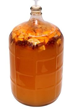 Mead or Honey wine recipe
