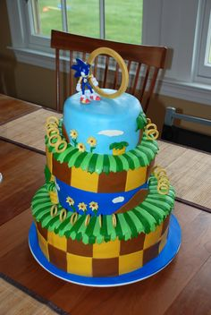 I would love this cake!