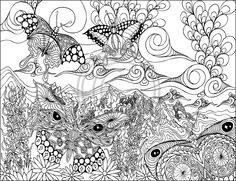 phil lewis art coloring book - Google Search