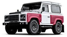Land Rover Defender 90 Body Kit Kahn Design Wide Track Arch Kit