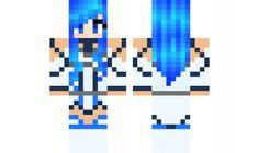 minecraft skin Asuna-edited Asuna, Minecraft Skins
