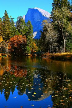 Merced River, Yosemite National Park; photo by .I-Ting Chiang