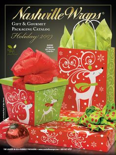 Nashville Wraps 2009 Holiday Catalog