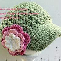 Pattern for Sunny Bow Hat from janspirik | Check out patterns on Craftsy!