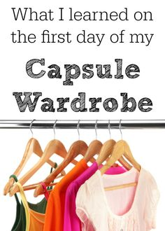 An honest review of the capsule wardrobe challenge from a woman who tried it in real life.