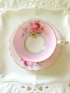 My Tea Party for Rose...