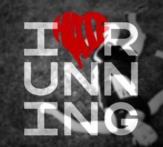 Yup, I think this about sums up how I feel. I Love To Run, Run To You, How To Start Running, Just Run, How To Run Faster, Just Do It, Running Posters, Running Quotes, Running Motivation